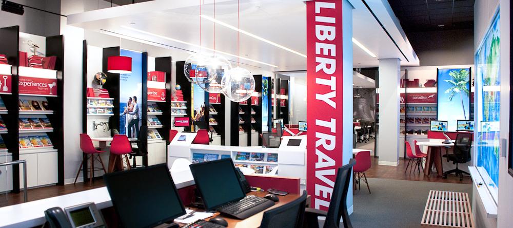 Liberty Travel Philadelphia PA Retail Space