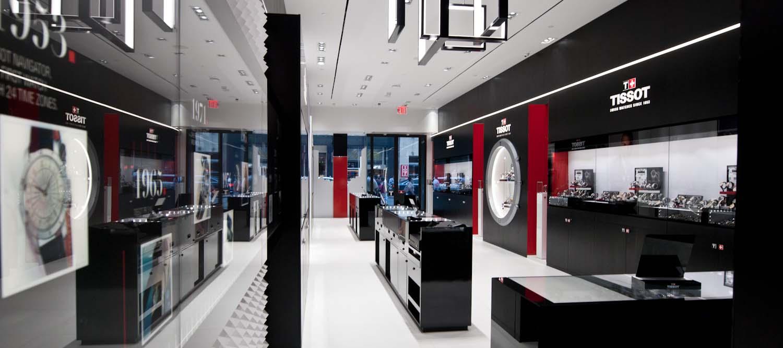 Tissot 5th Avenue NYC