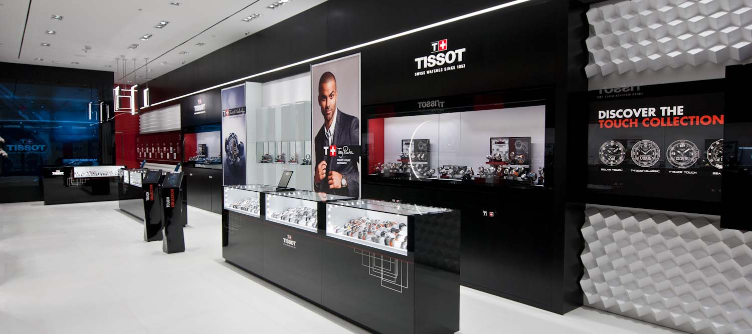Tissot 5th Avenue NYC