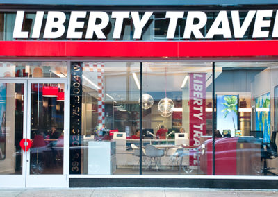 Liberty Travel Philadelphia PA Retail Space