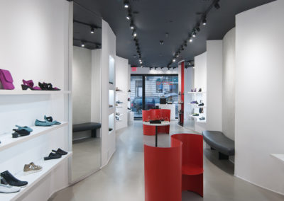 Arche Shoe Store - Madison Ave, NYC