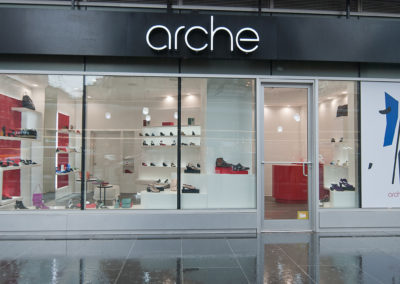 Arche Shoe Store - Third Ave, NYC