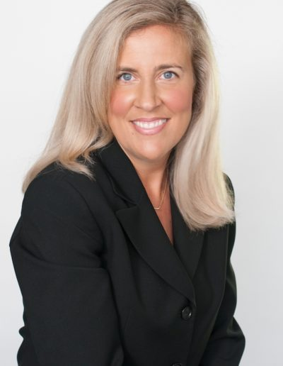Woman Corporate headshot