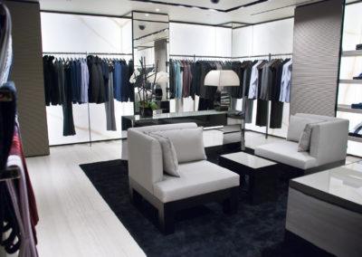 Bergdorf Goodman Armani NYC