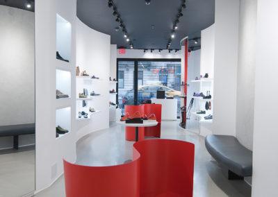 Arche Shoes Madison Avenue NYC
