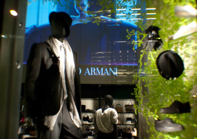 Emporio Armani 5th Avenue NYC