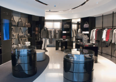 JFK Armani Store