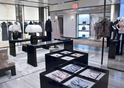 Bergdorf Goodman Giorgio Armani Women 5th Avenue NYC